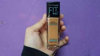 MAYBELLINE FIT ME FOUNDATION #SEPHORA50