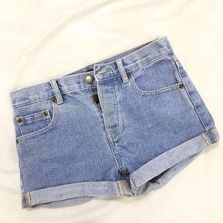 Forever 21 denim short pant