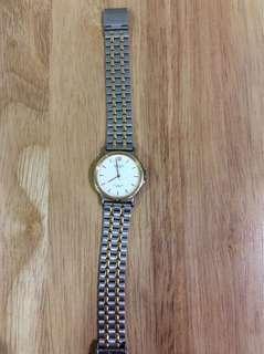 Vintage Citizen Junction Square Vega Watch