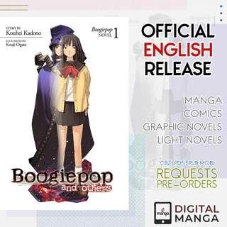 Boogiepop series (Light Novel)