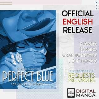Perfect Blue: Awaken from a Dream (Light Novel)