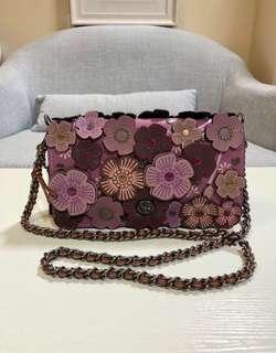 AUTHENTIC COACH DINKY WITH TEA ROSE