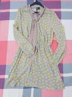 HELLO KITTY FOREVER21 DRESS