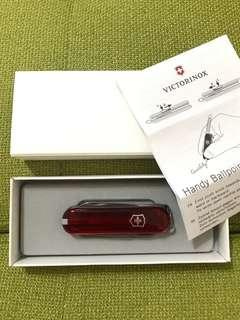 New VICTORINOX 瑞士軍刀 with Handy Ballpoint Pen and 32G USB