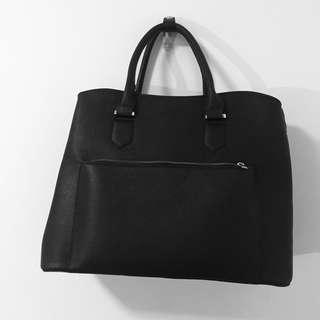 Collette Hayman Black Handbag