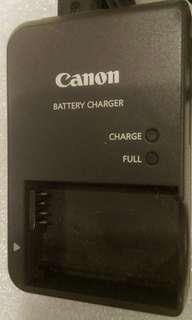 Canon battery charger 數位相機電池充電器 CB-2LZE