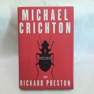 Micro - Michael Crichton And Richard Preston