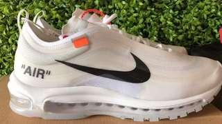 "NIKE AIR MAX 97 LIMITED EDITION ""OFF WHITE"""