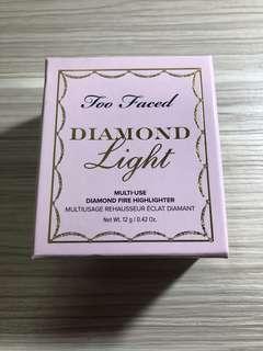🚚 Too faced鑽石打亮