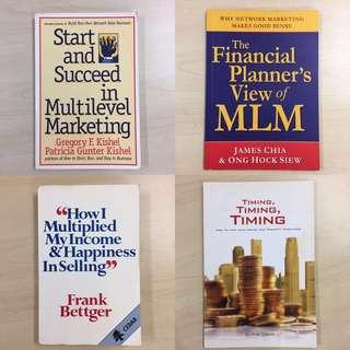 Motivational Self Help Business Management Books
