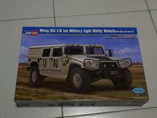1/35 Kent Shi 1.5 ton Military Light Utility Vehicle