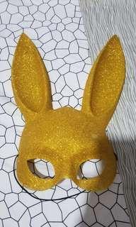 閃金兔面具🐇🌟