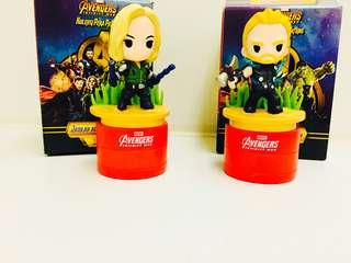 Tesco Avengers Exclusive Stampers