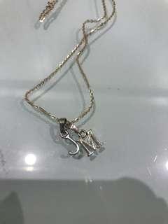 Jimin necklace
