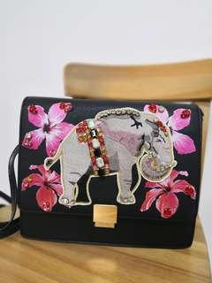 Aldo bag with Elephant design