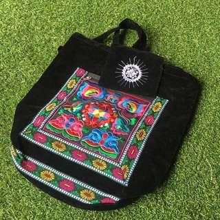 Cute pattern bag