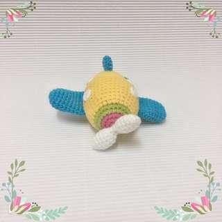 🏷Airplane Crochet Toy