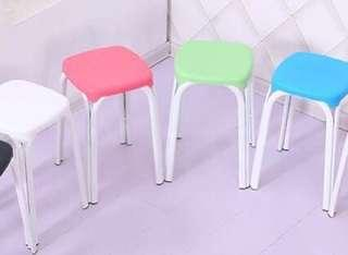 Stackable Modern Stools
