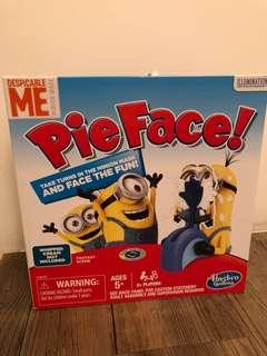 Minion Pie Face - Party 必備