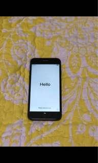 IPHONE 7 JETBLACK 128GB