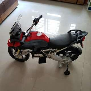 Kid's BMW Motorcycle, Battery Operated