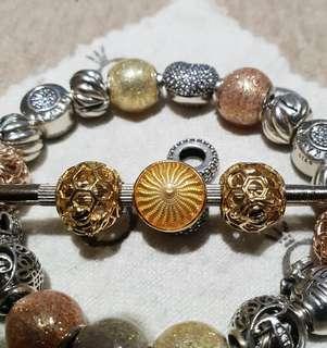 Authentic Pandora Shine Charms