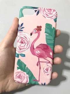 REPRICED Flamingo Iphone 7 case