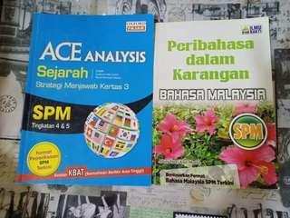 Sejarah Kertas 3 & Peribahasa Dalam Karangan (Rujukan)