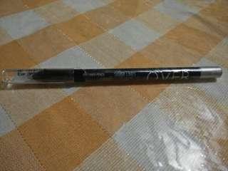 MAKE OVER eyeliner pencil silver line