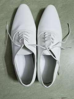 99%New白皮鞋41size