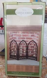 Candle Screen