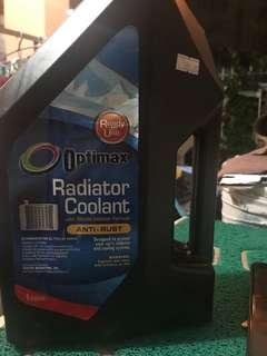 Optimax Radiator Coolant