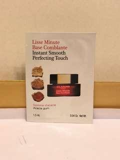 hkd3.5/1.5ml/包 clarins instant smooth perfecting touch 魔法柔滑底霜