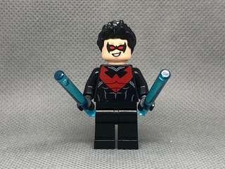 🚚 76011 Lego Nightwing