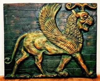 Achaemenian Art Replica Wall decor (Griffin)
