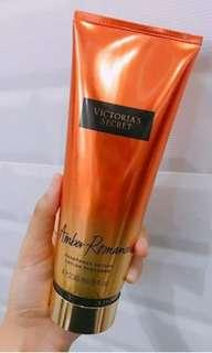 Body lotion victoria's secret Amber Romance