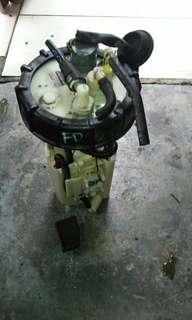 Civic fd fuel pump