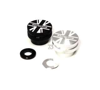 Union Jack SeatPost Nut (20mm) for Brompton