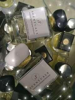 Scentual (Oil-based perfume)