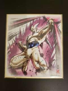 龍珠色紙art 6 一星龍
