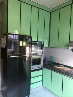 Kitchen Cabinet Aluminium