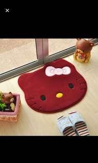 Hello Kitty Carpet Mat