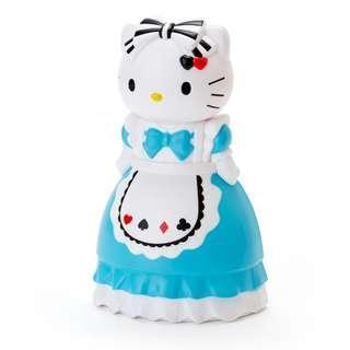 Sanrio 日本正版 Hello Kitty 公仔型 化妝梳