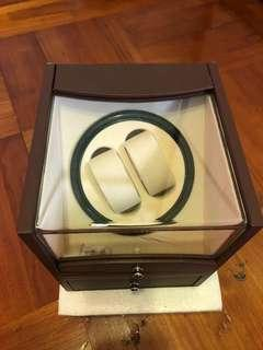 Rolex錶 自動上鏈錶盒,三腳插頭電源