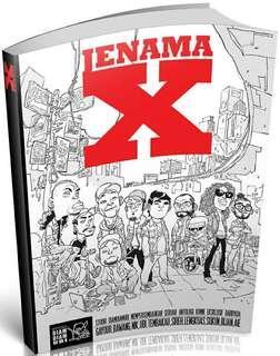 Komik Jenama X (Edisi Collector)