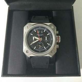 Aries Gold Hellcat G 751 S-BK Watch