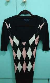 Blouse (knits 3/4 sleeve)