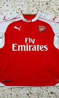 Authentic Arsenal 2015/2016 Home Jersey (BOYS XL)
