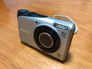 Camera Canon HD PowerShot A2200