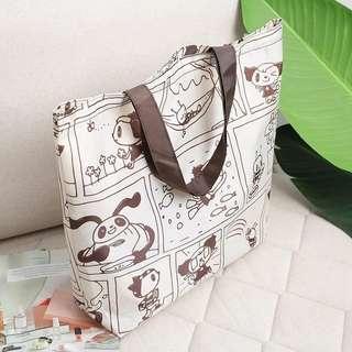 折疊購物袋便攜 大號環保袋牛津布 加厚手提袋